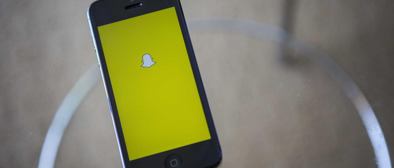 Snapchat atinge dez bilhões de visualizações por dia
