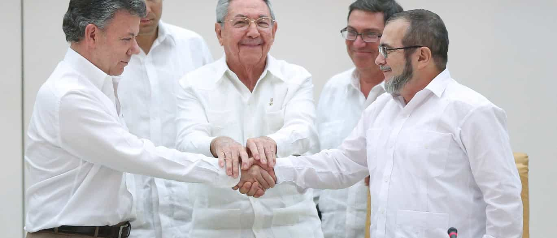Resultado de imagem para acordo paz farc