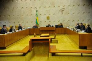 Câmara contesta no Supremo julgamento de parlamentares por turmas