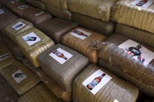 PF confirma apreensão de quase cinco toneladas de drogas
