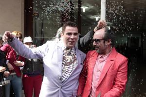 Maior cerimônia coletiva de casamento civil gay