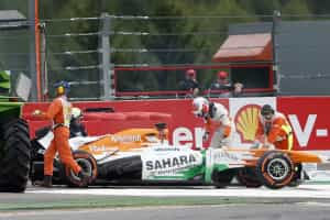 Force India confirma mexicano Sergio Pérez para 2014