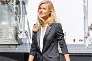 Gwyneth Paltrow elogia Chris Martin