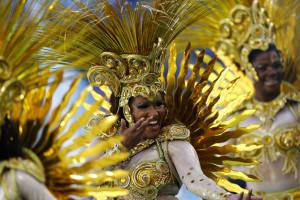 Estudantes do Rio participam de projeto de conhecimento do samba
