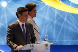 Datafolha: Dilma tem 46% e Aécio, 43% das intenções de voto