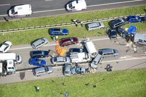 Holanda tem acidente envolvendo 150 carros