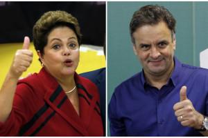 Datafolha mostra que empate entre Dilma e Aécio se mantém