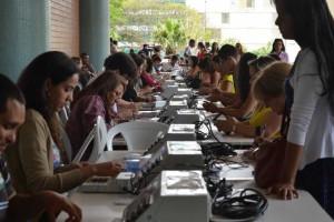 Justiça Eleitoral manda períciar urna que não computou votos em SC