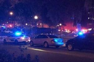 Homem morto por polícia depois de atirar em biblioteca