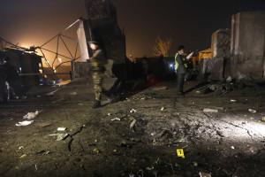 Homem-bomba mata mais de 50 no Afeganistão