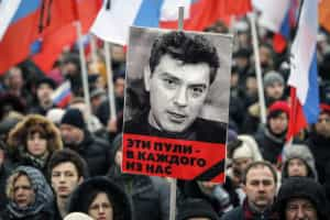 Opositores lamentam morte de Boris Nemtsov