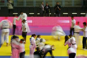 Brasil conquista 9 medalhas no primeiro dia do Pan de Judô
