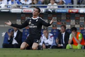 Cristiano Ronaldo e Benzema desfalcam Real Madrid