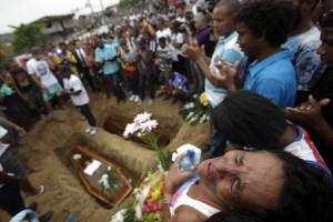 Homicídios são quase metade das mortes de jovens no Brasil
