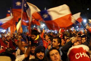 Chile destina apenas dois mil ingressos para argentinos