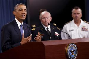 Coligação vai intensificar luta contra o Estado Islâmico