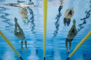 Brasil leva prata em disputa da maratona aquática no Mundial