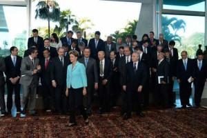 Governadores prometem ajudar o governo a derrotar pautas-bombas