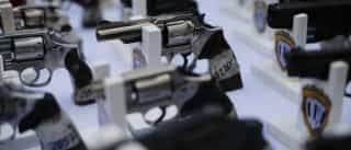 CPI constata furto de 29 armas no Batalhão de Choque da PM do Rio