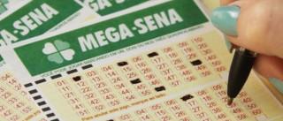 Duas apostas levam prêmio da Mega-Sena acumulada em R$ 46 milhões