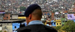 Um policial é ferido a cada dois dias no Rio de Janeiro