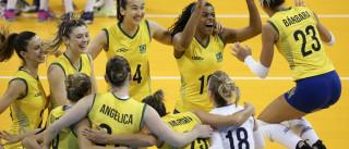Brasil é campeão do Sul-Americano de Vôlei Feminino pela 11ª vez