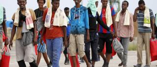 Itália prevê chegada de mais 20 mil imigrantes em setembro