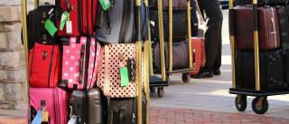 Dicas de segurança para transportar suas bagagens nas férias