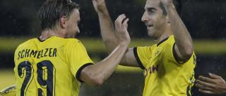 Com 3 gols, Borussia Dortmund atropela e avança na Liga Europa
