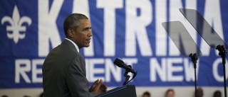 Obama exalta renascimento de Nova Orleans 10 anos após Katrina