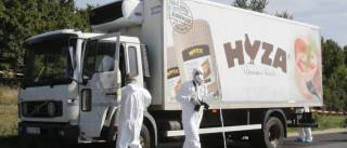 Detidos suspeitos da morte de mais de 70 refugiados em caminhão