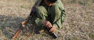 Libertadas 163 crianças-soldado na República Centro-Africana