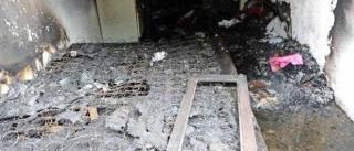 Homem ateia fogo na própria casa após flagrar namorada com amante