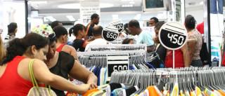 Faturamento do varejo em novembro é o menor para o mês desde 2009