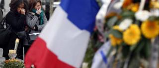 França faz homenagem a vítimas de atentados