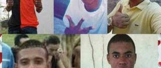 Quatro PMs são presos por morte de cinco jovens no Rio