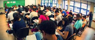 142 mil estudantes disputam 9.500 vagas  no vestibular da Fuvest