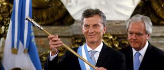 Presidente argentino desmarca audiência com tucanos