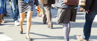 A forma como se caminha pode revelar o estado de saúde