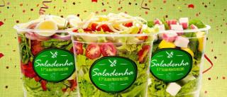 Investimento de R$ 200 dá início a negócio milionário de salada em pote