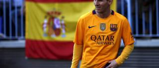 Messi será submetido a cirurgia renal nesta terça, na Espanha