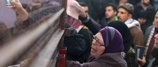 Egito reabre passagem na fronteira com Gaza depois de 70 dias