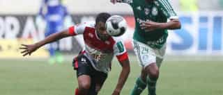 Com reservas, Palmeiras perde de virada do Linense em casa