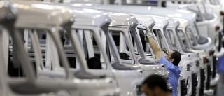 Indústria recua no PIB de 23 estados do país