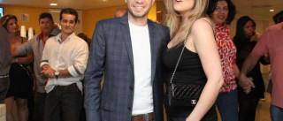 'Melhor marido do mundo', diz Daiana Garbin sobre Tiago Leifert