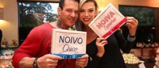 Após noivo se recuperar, Léo Áquilla terá casamento luxuoso