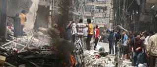 Mais de 80% da população síria vive abaixo da linha da pobreza