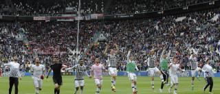 Já campeã, Juve vence com primeiro gol de Hernanes na temporada