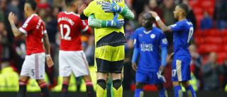 Leicester empata e torce contra Tottenham para garantir título