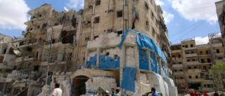 ONU exige proteção de hospitais em áreas de guerra